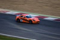 British GT support races BH 17