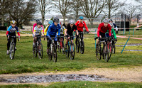 Cross on the prom - Maldon and district CC 23/2/14 race 2
