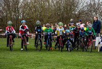 Cross on the prom - maldon and district CC 23/2/14 race 1